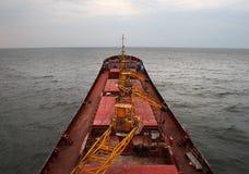 货船 图库摄影