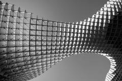 质朴的建筑学在塞维利亚,西班牙 库存图片