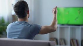 质量差数字电视让烦恼的人,足球比赛广播延迟  股票视频