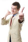 购买权我签署您 免版税图库摄影