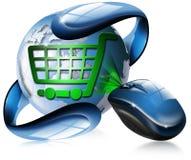 购物世界 免版税图库摄影