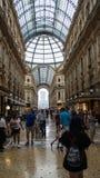 购物中心伊曼纽尔维托里奥II 免版税库存照片