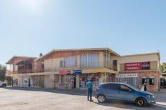 购物中心在Koopmansfontein 库存图片