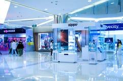 购物中心购物