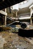 购物中心-被放弃的Randall公园购物中心-克利夫兰,俄亥俄 库存图片