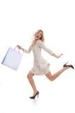 购物销售额概念 免版税库存照片