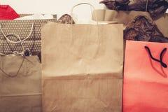 购物,圣诞节购物概念,文本的空间 大销售额 库存图片