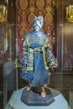 贵族装饰雕塑Rzecz Pospolita服装的  库存图片