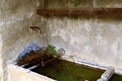 费内斯特雷莱,山麓,意大利 免版税库存照片
