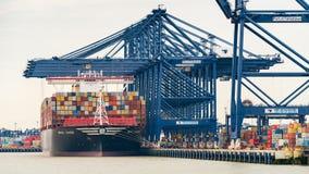 费利克斯托港口,萨福克,英国,英国 库存照片