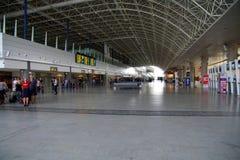 费埃特文图拉岛机场 免版税库存图片