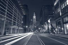 费城。 库存图片
