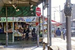 费城意大利人市场 库存图片