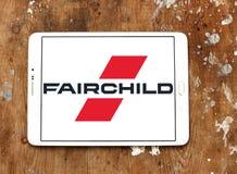 费尔柴尔德半导体公司商标 免版税图库摄影