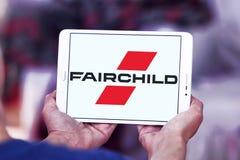 费尔柴尔德半导体公司商标 库存照片
