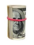 贿赂的概念 免版税库存图片