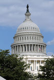 资本的国会大厦 免版税库存图片