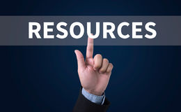 资源 免版税图库摄影