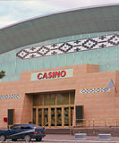 赌博娱乐场俱乐部 免版税库存图片