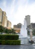 赌博娱乐场在拉斯维加斯在内华达美国 免版税库存照片
