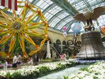 赌博娱乐场在拉斯维加斯在内华达美国 免版税图库摄影