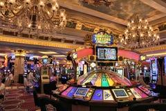 赌博娱乐场比赛 免版税库存照片