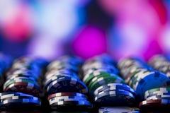 赌博娱乐场题材 免版税库存图片