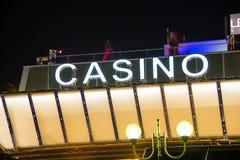 赌博娱乐场 图库摄影
