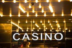 赌博娱乐场 免版税图库摄影