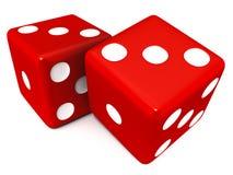 赌博彀子 皇族释放例证