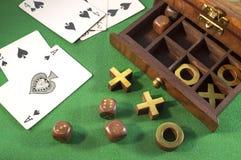 赌博的题材1 库存图片