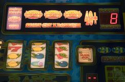 赌博让s 免版税库存图片