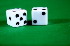 赌博 免版税库存照片