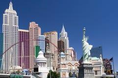 赌场酒店纽约 免版税图库摄影