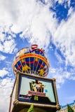 赌场酒店巴黎 免版税库存图片