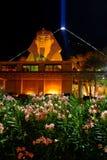 赌场酒店las卢克索维加斯 图库摄影