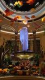 赌场酒店las palazzo维加斯 免版税库存图片