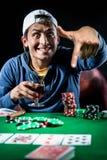 赌客 免版税库存照片