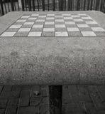 赌桌 免版税库存照片