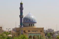 17赖买丹月清真寺 库存图片