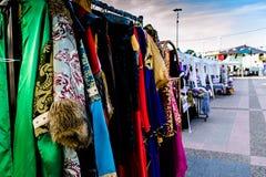 赖买丹月节日地区在亚洛瓦市-土耳其 免版税库存照片