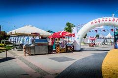赖买丹月节日地区 免版税图库摄影