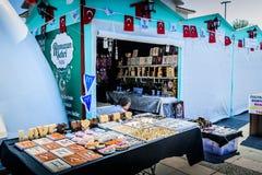 赖买丹月节日地区 库存图片