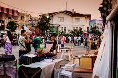 赖买丹月节日 免版税库存图片