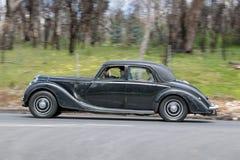 1950年赖利RMB轿车 图库摄影