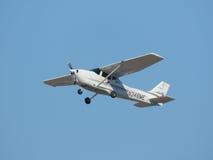 赛斯纳Skyhawk C172 N348ME 库存图片