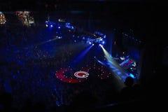 Selena戈麦斯音乐会-多伦多 库存照片