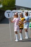 赛跑俱乐部本特利Sprint 5月2107的Benjafields 库存图片
