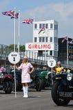赛跑俱乐部本特利Sprint 5月2107的Benjafields 免版税库存图片
