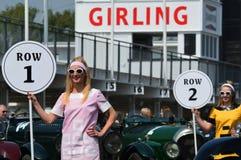赛跑俱乐部本特利Sprint 5月2107的Benjafields 免版税图库摄影